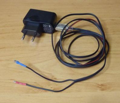 Netzteil 5V/1A 1,3mm Stecker