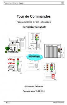 "Schülerübungsheft TI-Lernmodul ""Tour de Commandes"""