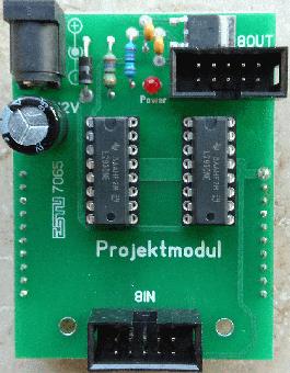 TI-Projektmodul-Aufsatz