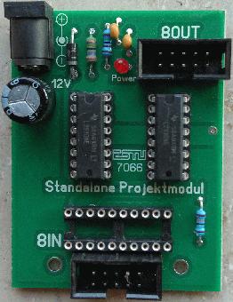 TI-Standalone-Projektmodul